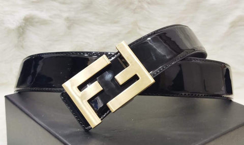 Fendi Leather Belt