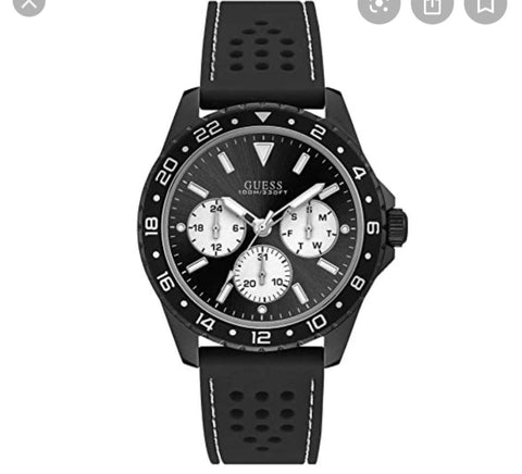 Guess Mens Black Watch