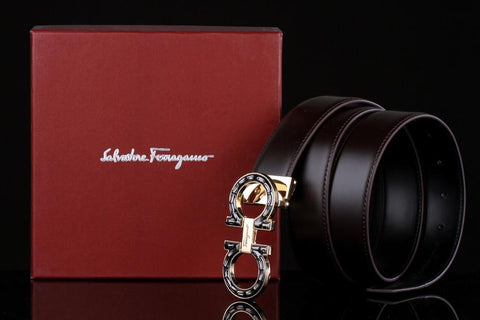 Salvatore Ferragamo Mens Belt