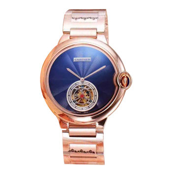 Cartier Rose Gold Automatic Watch