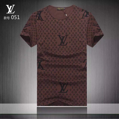Louis Vuitton Brown T-shirt