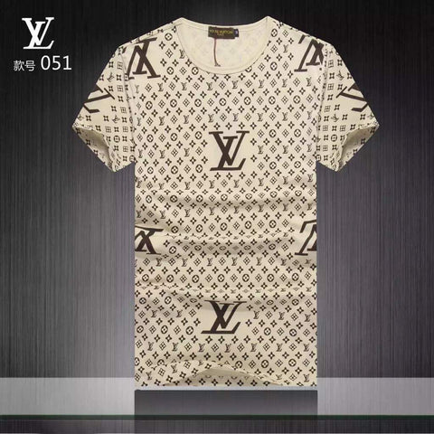 Louis Vuitton Cream T-shirt