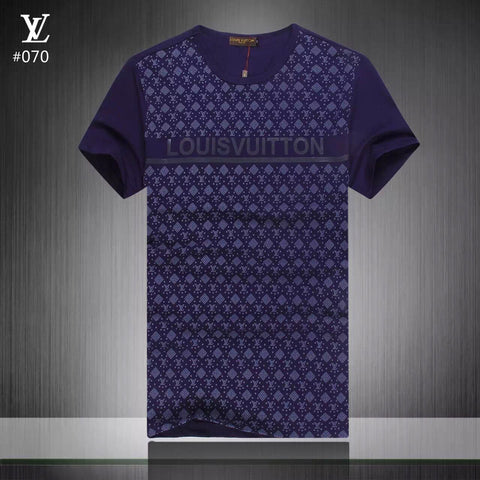 Louis Vuitton Blue T-shirt