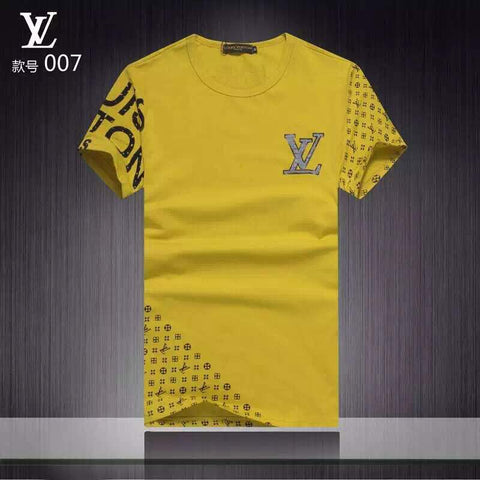 Louis Vuitton Yellow T-shirt