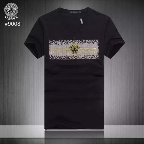 Versace Black T-shirt