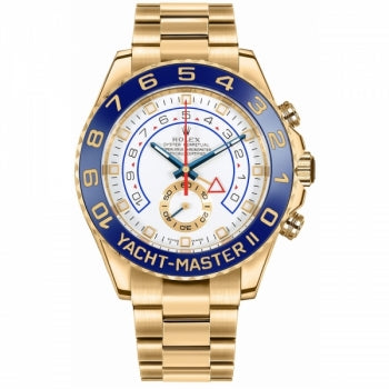 Rolex Yacht Master 2 Gold Watch