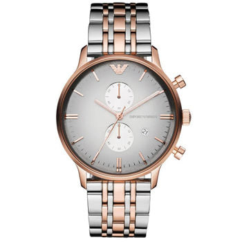 Emporio Armani White Dial Watch