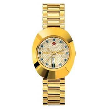 Rado Diastar Gold Watch