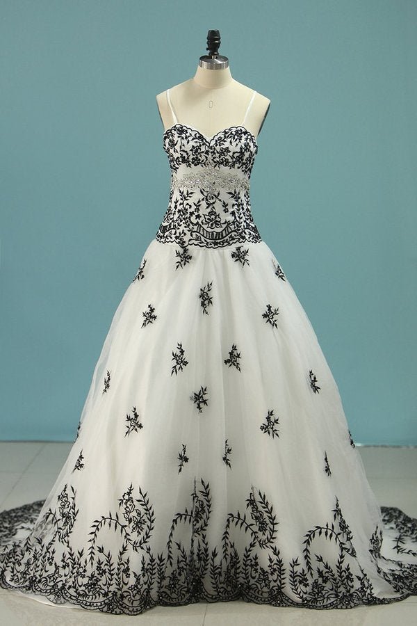 Ball Gown Quinceanera Dresses Tulle With Applique P7TLS4QD