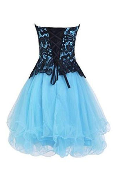 Sweetheart Bridesmaid Short Prom Homecoming Party Dresses For Juniors