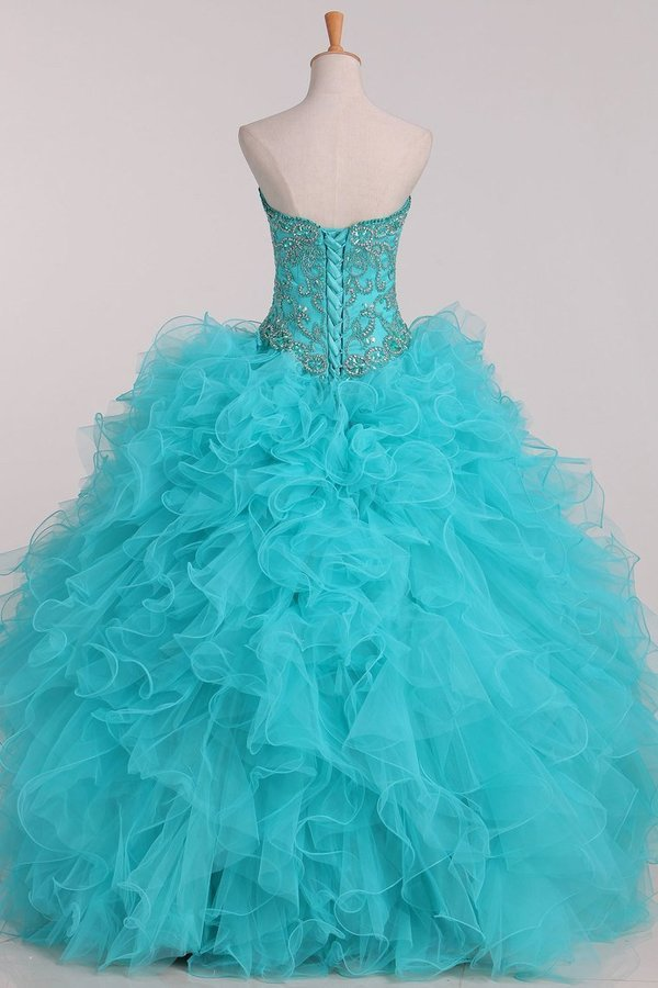 2020 Sweetheart Ball Gown Quinceanera Dresses With PNZCDZ7Z