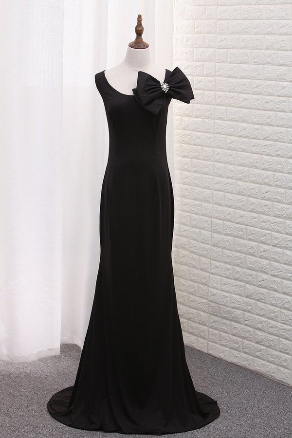 Straps Sheath Evening Dresses With PJE2BM4K
