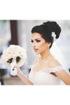 Charming Off The Shoulder Wedding Dresses Elegant STGPBB4F72M