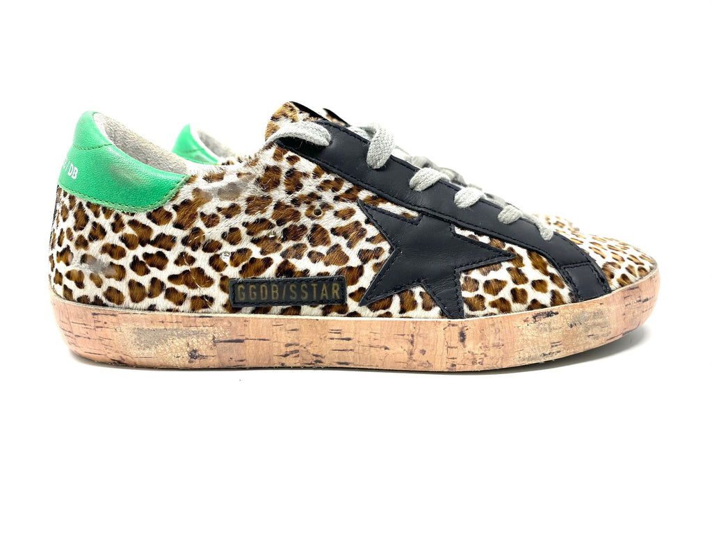 Golden Goose Superstar Sneaks