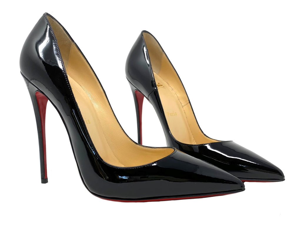 Christian Louboutin Patent Leather 120 'So Kate' Pump