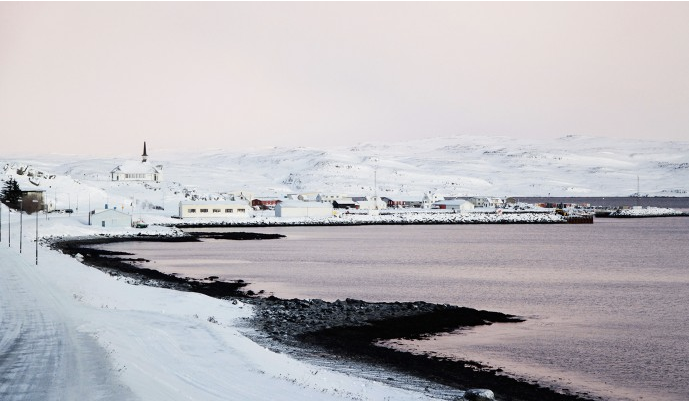 Color in the City, Iceland: Rooms Inspired by the View
