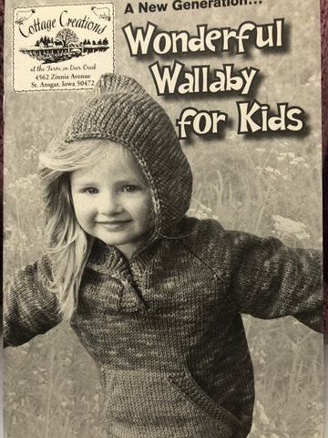 Wonderful Wallaby for Kids