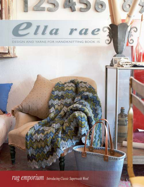 Ella Rae Pattern Books