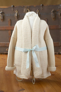 Baby Spa Robe Pattern