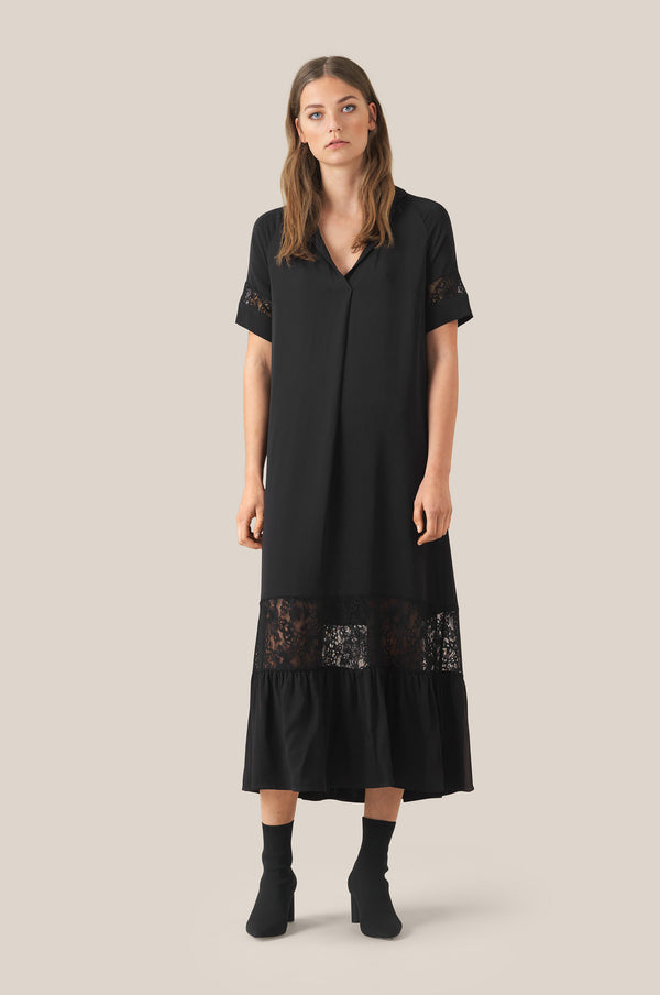 Tegan SS Maxi Dress