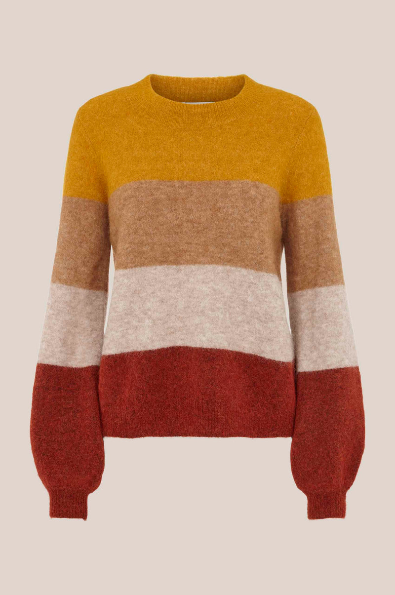 Maville Knit O-Neck