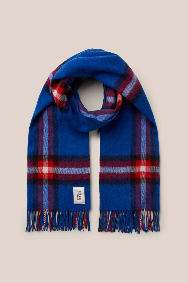 Inverness Wool Scarf