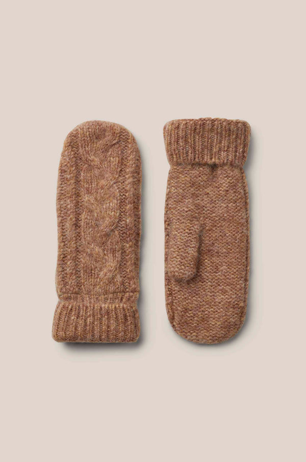 Pinea Knit Mittens
