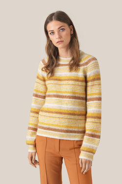 Virgo Knit O-Neck