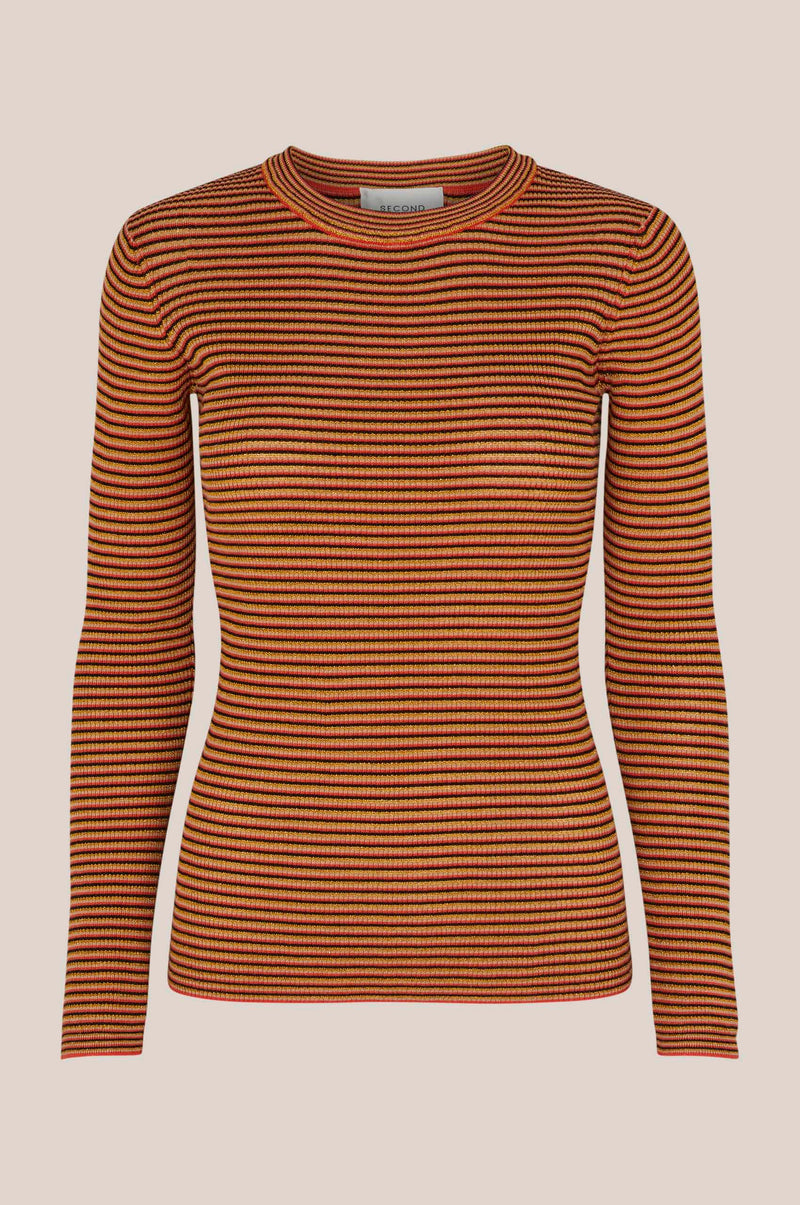 Izar Knit O-Neck