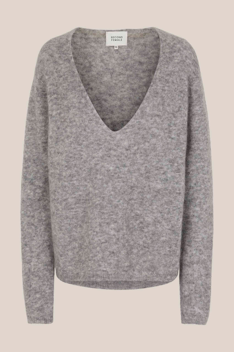Brook Knit V-Neck