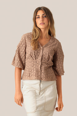 Milly SS Blouse