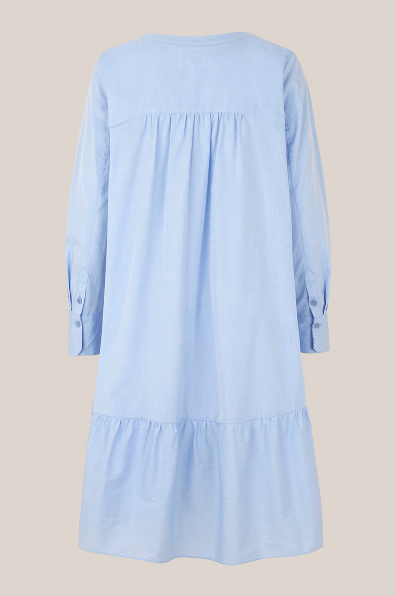 Heaven LS Midi Dress