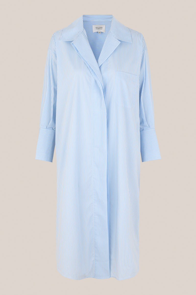 Amira SS Shirt Dress