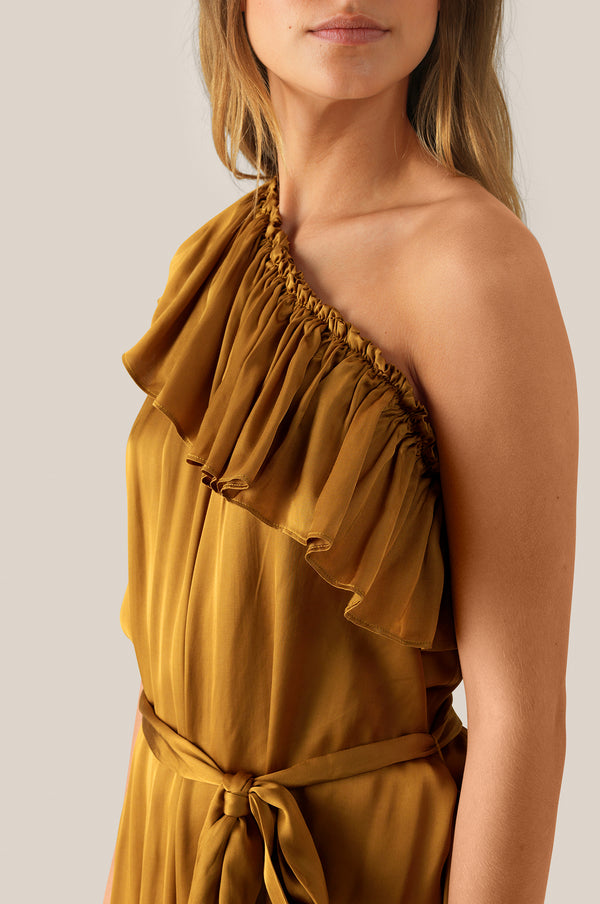 Adelyn One Shoulder Dress