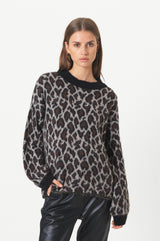 Nigari Knit O-Neck