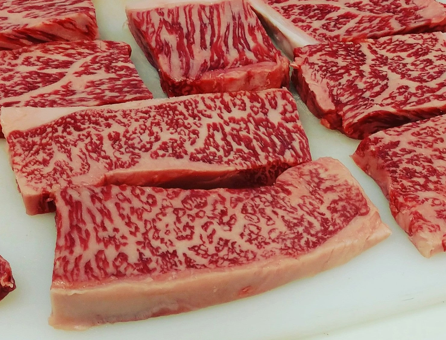 A5 Japanese Wagyu Strip (4-5 lb Piece) Sold Out!