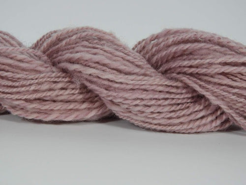 Handspun Gotland Wool Yarn: Lollipop