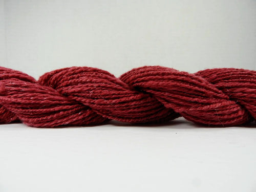 *NEW*     Merino Sparkle: Deep Cherry