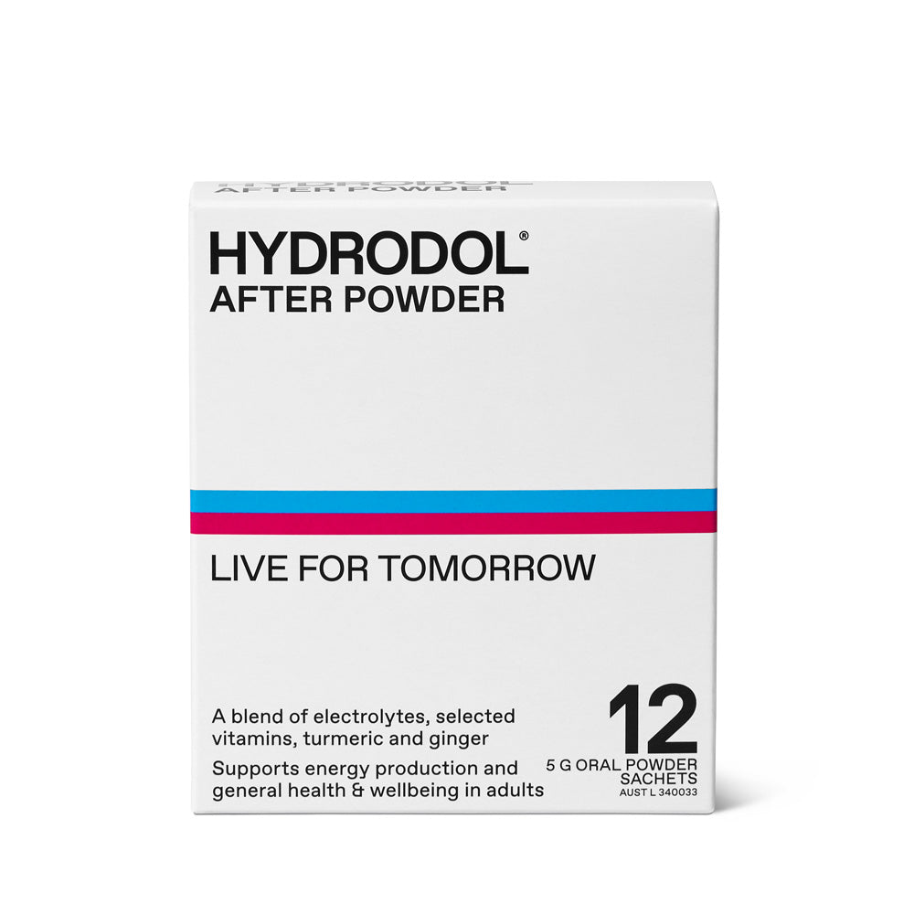 Hydrodol After 12 Powder Sachets