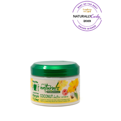 Pure Naturals Coconut Butter Cream 12oz