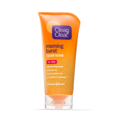 MORNING BURST SCRUB 240ml