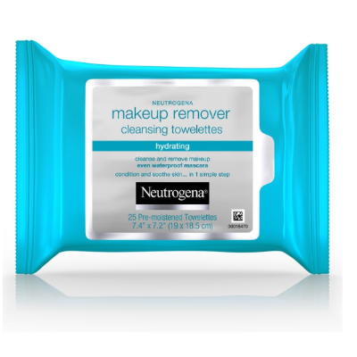 HYDRATING CLEANSING MAKEUP REMOVING TOWELETTES 25CT