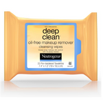 DEEP CLEAN OIL CONTROL MAKEUP REMOVER WIPES