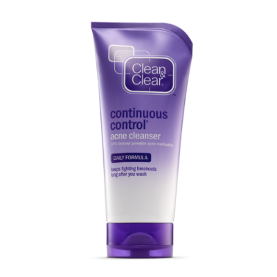 CONTINUOUS CONROL ACNE CLEANSER