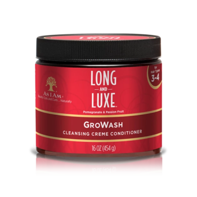 Long & Luxe Gro Wash 16oz