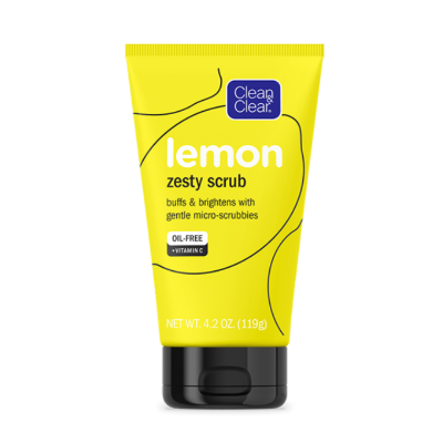 LEMON ZEST SCRUB 4.2OZ