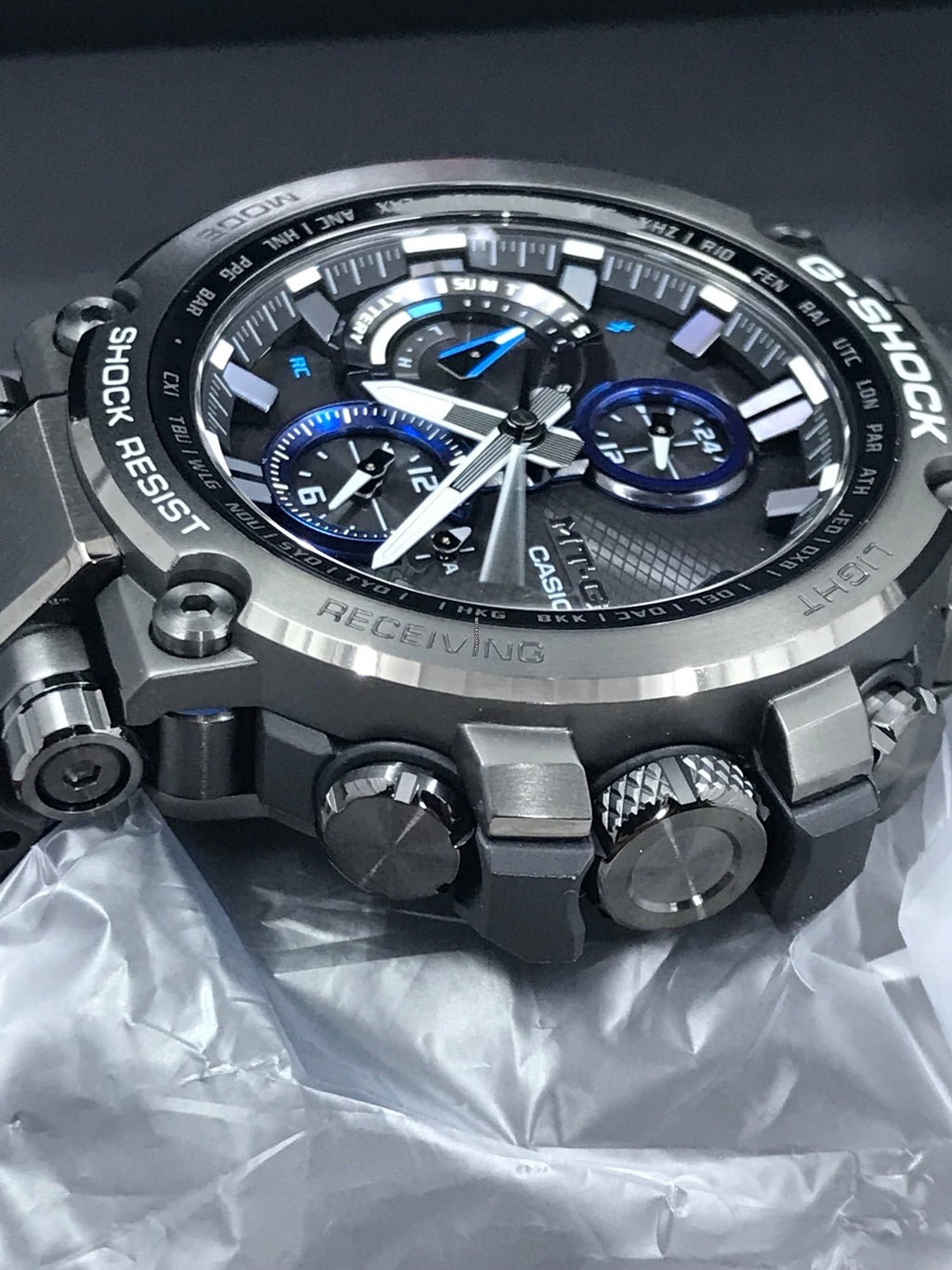 Casio G-Shock New MT-G Connected MTGB1000BD-1A JAPAN MADE NEW