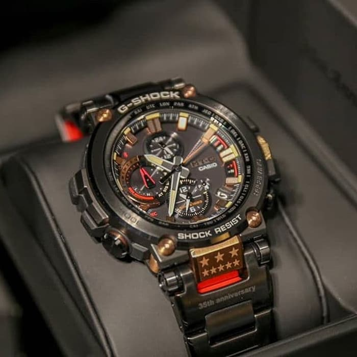 [wristwatches] - japan-select  CASIO G-SHOCK MT-G 35TH ANNIVERSARY LIMITED MODEL