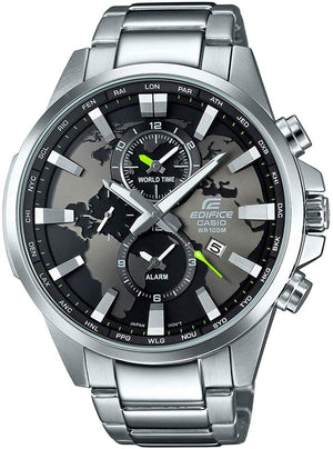 Casio Edifice Analog Black Dial Men's Watch - EFR-303D-1AVUDF (EX295)