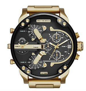 Mr. Daddy 2.0 watch with multi-layer watch